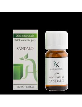 Olio Essenziale Bio Sandalo