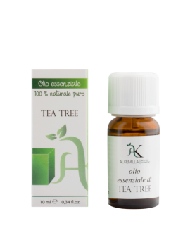 Olio Essenziale Bio Tea Tree
